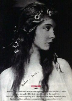 lillian gish quotes