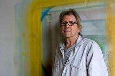 The artist Marc Vaux