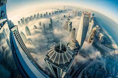 Amazing pictures of Dubai skyscrapers
