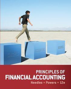 Principles of# Financial Accounting/Belverd E. Needles, Marian Powers
