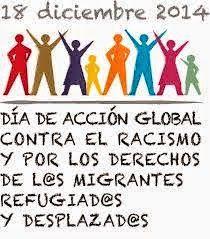 ECO-DIARIO-ALTERNATIVO: 18 de diciembre: Cuarta Jornada de Acción Global por los derechos de los Migrantes, Refugiados y Desplazados