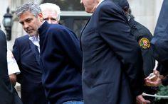 George Clooney fue liberado tras su detención por protesta contra Sudán
