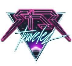 An overview of some of the 80's inspired logos i've done with Overglow.