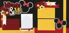 Minnie & Me Page Kit