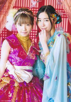 43rd Single 「Kimi wa Melody」Paruru & Jurina #AKB48 #SKE48