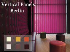 Vertical panels, Berlín