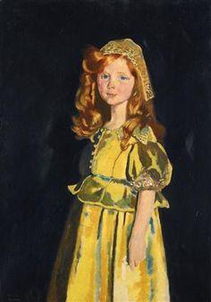 Vivien St George - William Orpen