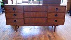 Mid-Century Lowboy Stanley Dresser