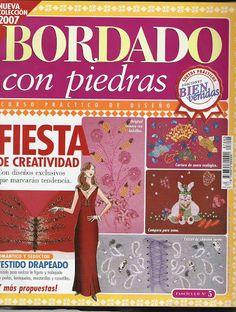 BORDADO EN PEDRERIA-5 - Rosalinda CALDERON ROMERO - Álbumes web de Picasa