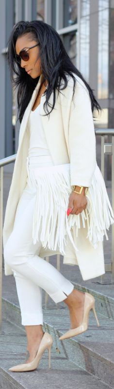 Winter White / Fashion By Layllah