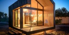 Cinder Box is a MicroDwelling inspired by a desire to produce a prototype for small scale living and ...