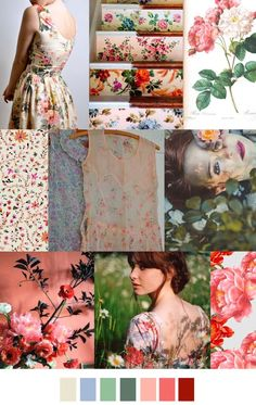 collaborative-trend-forecast-mood-boards-women-s-spring-2017-preview-garden-variety - http://AmericasMall.com/