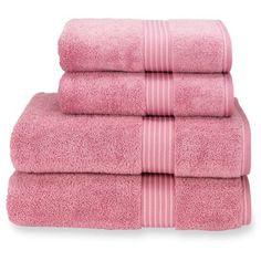 Christy Blush Supreme Hygro Bath Sheet (115 BAM) ❤ liked on Polyvore featuring home, bed & bath, bath, bath towels, fillers, pink fillers, blush, pink bath towels and christy bath towels