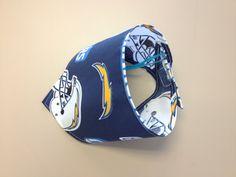 NFL San Diego Chargers Pet Bandana - Medium on Etsy, $7.00