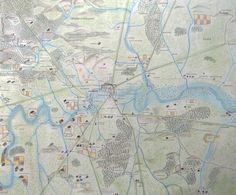 Anglo-Saxon London - Look around any map of London and you'll find the echoes of long-forgotten individuals. Cena, Padda, Fulla... ancient farmers who had no idea their names would live on down the centuries as Kennington, Paddington and Fulham.