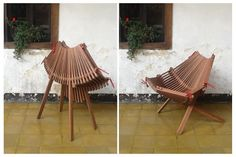 Corocito Chair by FÁBRICA