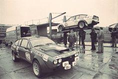Italian Cars and Coachbuilders Alfa Romeo Gtv6, Alfa Romeo Cars, Alfa Gtv, Alfa Alfa, Ferrari, Lamborghini, Gt Turbo, Car Carrier, Automobile
