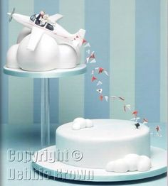 travel wedding cake - Google Search