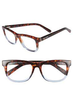 8937440272a Bobbi Brown  The Bedford  52mm Reading Glasses Eye Glasses