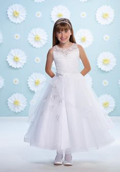 Cute flower girls dresses