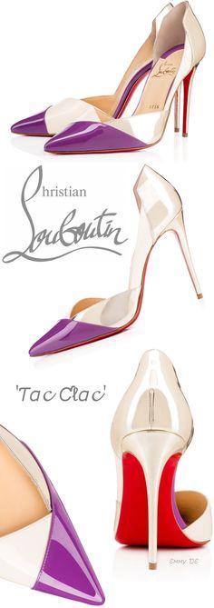 Emmy DE * Christian Louboutin 'Tac Clac' 2015