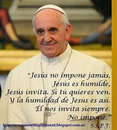 Oracion del PAPA FRANCISCO
