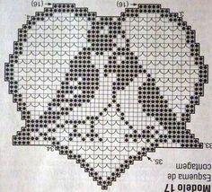 Szydełkowy kącik...: Nadchodzą Walentynki