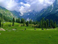 Jahaz Banda Kumrat Valley KPK PAKISTAN