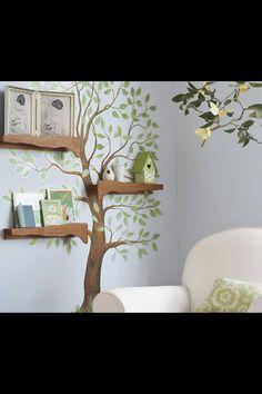 Owl bedroom!