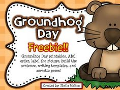 I hope you and your students enjoy this FREE Groundhog Day activity set! These printables are perfect for morning work, stations, centers, independent practice, early finishers, homework, sub plans or 5-minute fillers. #groundhogday #teacherspayteachersfree #tptfree #sheilamelton #teacherspayteachers #february #freebie