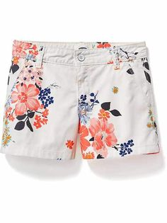 Girls Clothes: Shorts   Old Navy