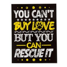 'Rescue Love' Sticker