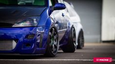 fitted turbo ford focus zx3