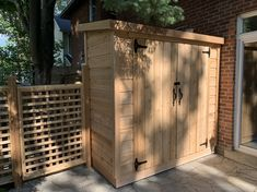The ultimate in utilitarian design, our Sarawak works perfectly as a standalone shed seen here or as a lean-to! Lean To Shed, Workshop Ideas, Shed Plans, Building Plans, How To Plan, Storage, Garden, Outdoor Decor, Design