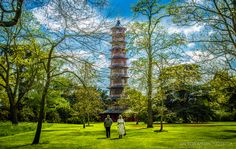 Couple from the Pagoda by Andrei Josef Guiamoy on 500px