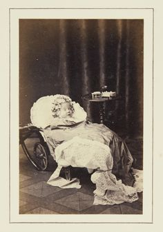 Princess Charlotte, daughter of Prince and Princess Frederick William of Prussia, 1860 [in Portraits of Royal Children Vol.5 1860-1861] | Ro...