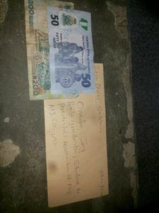 Best student in UPTH gets 250 Naira as prize money - GistAlways.com