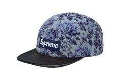 La casquette Supreme x Liberty