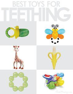 best teethers/teething tips