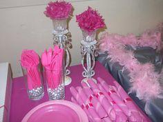princess baby shower | Princess baby shower plates,