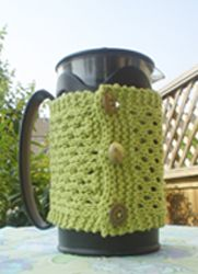Keep your french press cozy!