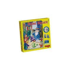 Kis varázsló, Kleine Magier társasjáték 4 éves kortól - Haba