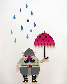 Paperplay by Sandra Monat.