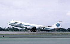 Image result for pan am 747 supergraphics