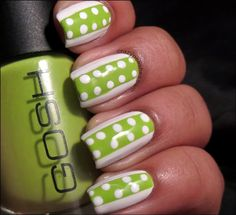 33DC12- Based on a Pattern in Home - Crazy Polishes