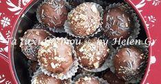 Chocolate Truffles, Muffin, Breakfast, Food, Morning Coffee, Essen, Muffins, Meals, Cupcakes