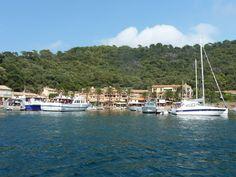 La rade de Port-Cros