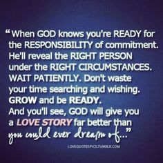 So needed this perspective on relationships....... <3 God is good and knew I needed to see this!