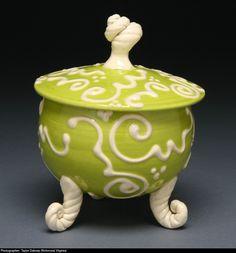 Steven Summerville, Ceramics.