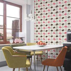 Schon Tapeten Für Küche   23 Frische Ideen   Esszimmer, Innendesign